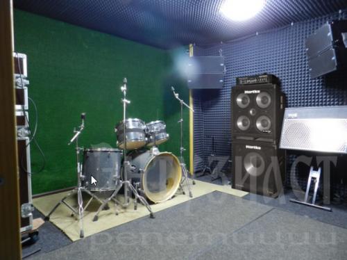 Репетиционная база Энтузиаст